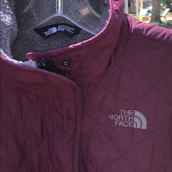 1c2d21a31 The North Face Rosie Sherpa Vest - fig color NWT